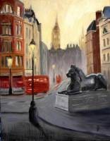 The Guard of Trafalgar Square